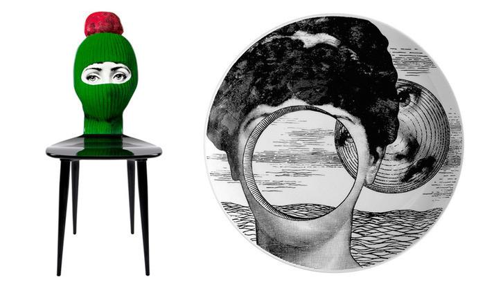 破解女伶之謎,直擊義大利創意大師 Piero Fornasetti 百年特展